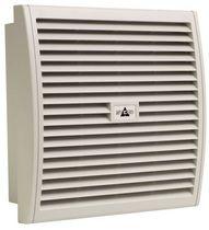 Ventilador para armario eléctrico / axial / de circulación de aire / con filtro