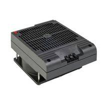 Resistencia calefactora con ventilación / compacta