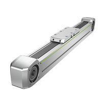 Eje lineal con servomotor / a correa / compacto / con sistema de posicionamiento