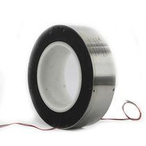 Anillo colector eléctrico / para grúa / para envolvedoras / de gran diámetro