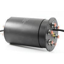Anillo colector eléctrico / para bus CAN / PROFIBUS / de eje hueco ciego