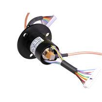 Anillo colector eléctrico / de cápsula / digital / analógico