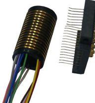 Anillo colector de eje hueco / para cámara / para instrumentos de medida / para dron