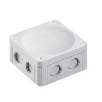 Caja de conexiones para aplicaciones marinas / de pared / libre de halógenos / IP66