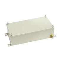 Caja de conexiones de pared / IP66 / IP67 / de acero inoxidable