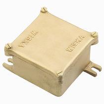 Caja de conexiones montada en superficie / IP56 / de latón