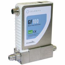 Caudalímetro másico / térmico / para gas / digital