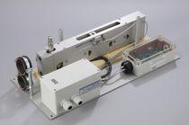 Caudalímetro térmico / para gas / con tubo de vidrio / con válvula de aguja