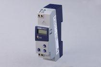 Regulador de temperatura con pantalla LCD / termoeléctrico / en riel DIN