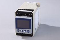 Regulador de temperatura con pantalla LCD / PID / en riel DIN