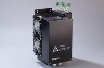 Refrigerador de gas / de efecto Peltier