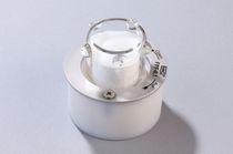 Filtro de gas / de cartucho / de baja presión / de vidrio