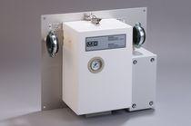 Filtro para gas calefactado