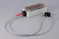 Controlador de caudal óptico / para gas / en línea