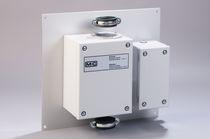 Conexión de tubo cuadrado / calefactor