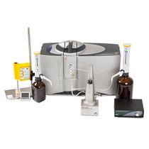 Analizador de leche / de sólidos / de distribución de tamaño de partículas / benchtop