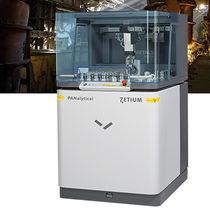 Espectrómetro de rayos X / de fluorescencia de rayos X / precalibrado / para análisis de metales