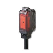 Sensor fotoeléctrico láser / rectangular / con amplificadores integrados / en miniatura