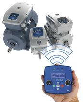 Variador de frecuencia montado en panel / para motor / para motor asíncrono