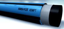 Tubo flexible para el agua / para aire comprimido / para obra de construcción / baja presión