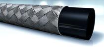 Tubo flexible para carburante / baja presión / de caucho sintético / resistente al aceite