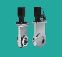 Válvula de compuerta / neumática / de cierre / de vacío