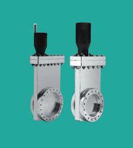 Válvula de compuerta / manual / de cierre / de vacío