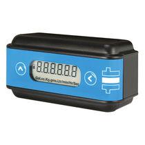 Contador / caudalímetro volumétrico / digital