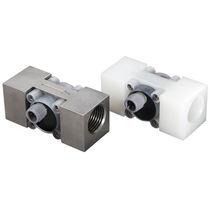 Caudalímetro de turbina / para líquido