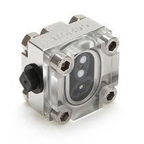 Caudalímetro de piñones ovalados / para líquido / compacto / robusto
