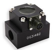 Caudalímetro de piñones ovalados / para agua / en línea / de acero inoxidable