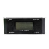 Inclinómetro de 2 ejes / digital / con pantalla LCD / para medición de ángulo