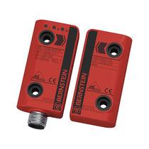 Sensor de proximidad reed / rectangular / de seguridad / sin contacto