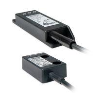 Sensor de proximidad magnético / reed / rectangular / de seguridad