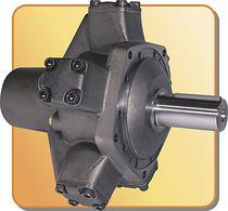 Motor hidráulico de pistón radial / de cilindrada fija / baja velocidad / de alto par