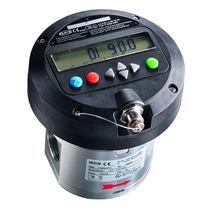 Caudalímetro de piñones ovalados / para aceite / para carburante / para productos químicos