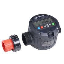 Caudalímetro con disco variable / para productos químicos / para ácido / digital