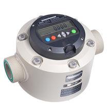 Caudalímetro con disco variable / para productos químicos / para ácido / de alta precisión