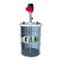 Bomba de caña / para productos químicos / para lubricantes / semisumergible