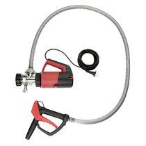 Bomba de caña / para disolvente / de combustible / eléctrica