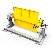 Posicionador motorizado / rotativo / 1 eje / para robot