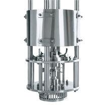 Mezcladora dinámica / batch / líquido-sólido / para polímero