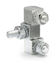 Bisagra de acero / lateral / de trinquete leva