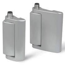 Bisagra de zinc moldeado a presión / invisible / para soldar / 180°