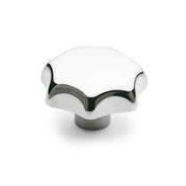 Rosca tipo estrella / de rosca / aluminio