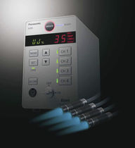 Sistema de polimerización de alto rendimiento / UV