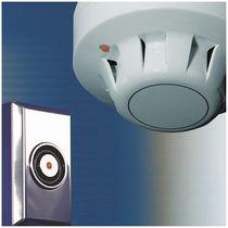 Detector de incendios / de humo / óptico