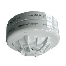 Detector de incendio / de humo / antideflagrante