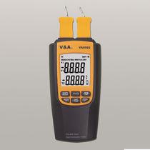 Termómetro de termopar / digital / portátil / industrial