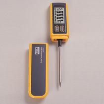 Termómetro de sonda / digital / portátil / industrial